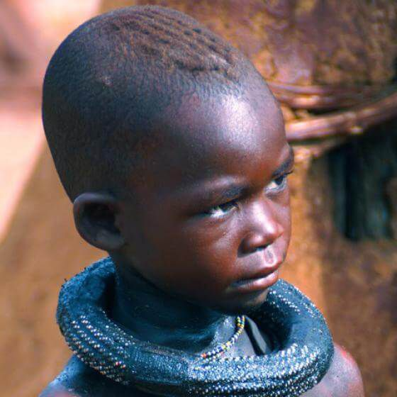 Anja Kemper - Photographie- Ovahimba-Junge 2