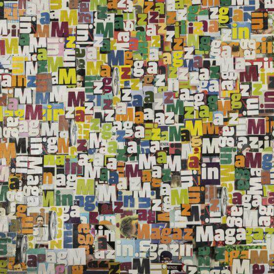 <em>kunstwerk/artwork bearbeiten</em>: Tausendmal gelesen (Magazin Stadtanzeiger) 12.05.2019 - 22:07