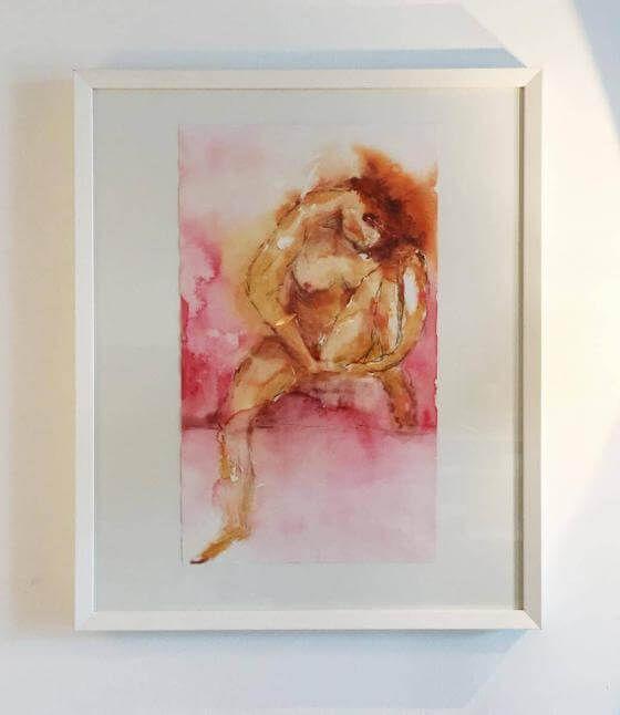 <em>kunstwerk/artwork bearbeiten</em>: Naked Lola 2 19.04.2020 - 11:01