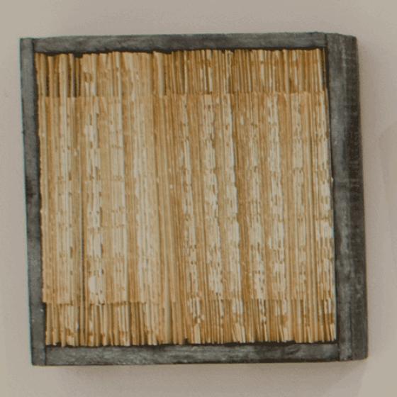 Ursula Traschütz - Objekte, Papierarbeiten- Oberflaechen