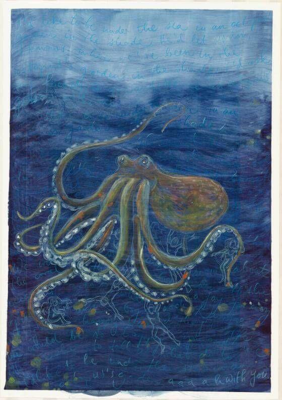 <em>kunstwerk/artwork bearbeiten</em>: Octopussys Garden 06.06.2020 - 10:22