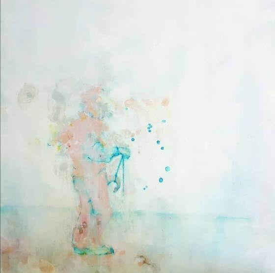 Tanja Reitz - Gassi gehen - Malerei
