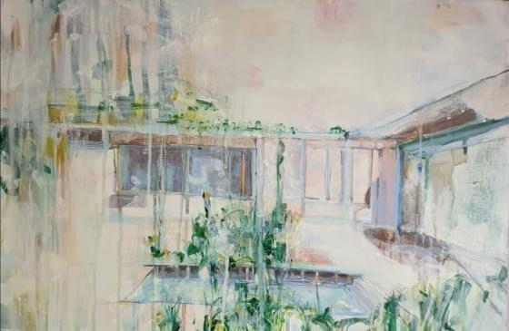 Tanja Reitz - HOME - Malerei