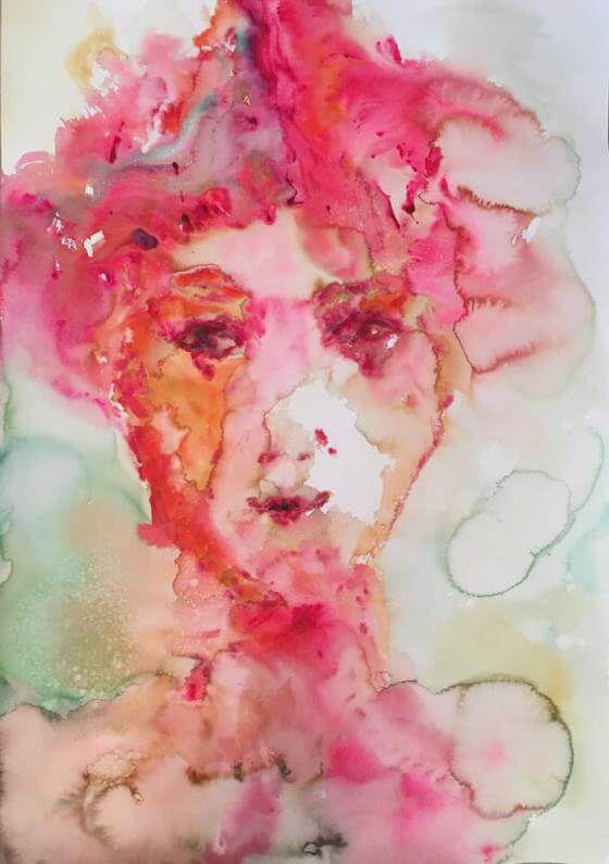 <em>kunstwerk/artwork bearbeiten</em>: Teardrops Tera, Edition 19.04.2020 - 11:04