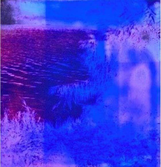Susanne Pareike - Ufer II - Digitale Malerei
