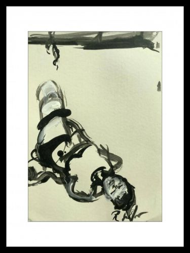 <em>kunstwerk/artwork bearbeiten</em>: 2017 Shibariskizze A4- 2 02.12.2019 - 18:04