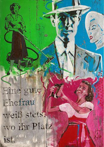 <em>kunstwerk/artwork bearbeiten</em>: Eine gute Ehefrau 29.05.2020 - 11:35