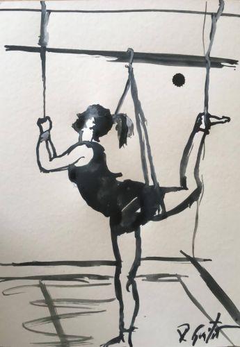 <em>kunstwerk/artwork bearbeiten</em>: Shibariskizze 13 02.12.2019 - 18:07