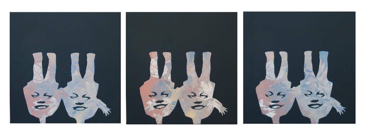 susebee - Malerei- idee von dualität